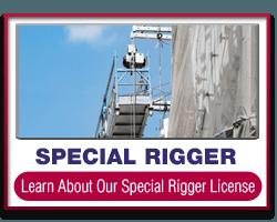 Special Rigger License