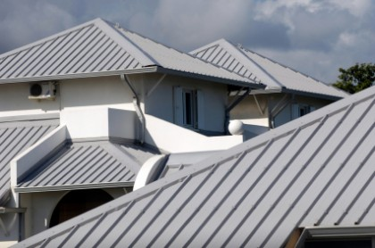 Sheet Metal Roofing image